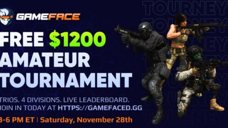 Free Warzone Tournament with $1200 Prize Pool