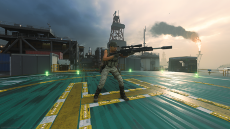 Sniper Rifle: HDR