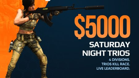 Amateur Trios Warzone Tournament With Amazing $5,000 Prize Pool