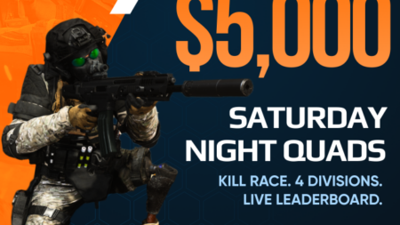 Amateur Quads Warzone Tournament With Amazing $5,000 Prize Pool
